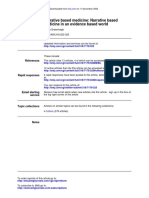 Narrative Medicine in An Evidence Based World.pdf