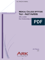 MCAT_Past_PaperS.pdf · Version 1