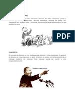 El Discurso Oral Tipos de Discurso Eduardo de La Cruz 4