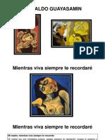 Oswaldo Guayasamin obras