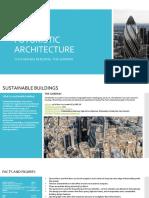 Futuristic Architecture Gherkin