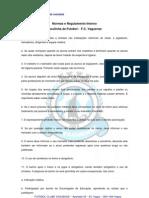 Regulamento Escola FC Vaguense