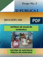Sistema de Atencion en Honduras