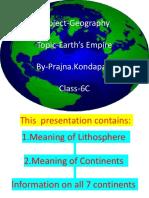 Earth  empire