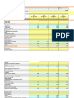 CMA Data in Excel Format