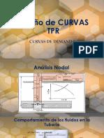 Diseño de Curvas Tpr