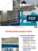 CII Water Technology PPT Rreview 0