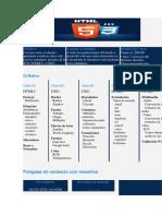 Direcciones de Construccion de Web
