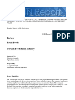 Retail Foods Ankara Turkey 2-28-2018