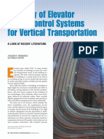 1.a Survey of Elevator Group Control Systems for Vertical Transportation a Look at Recent Literature