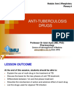 Sem2 Anti TB Drugs