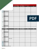Detailplanning Campagnes en Uitingen - Reserve