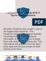Facebook Privacy Settings 2018.pptx