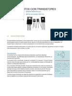 Práctica Con Transistores
