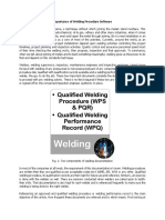 Importance of Welding Software