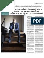Entrevista a Jose García Molina