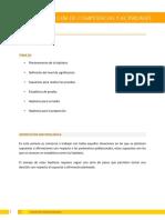 Competencias y Actividades - U3 P