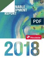Sustainable Development Report 2018
