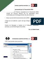 Diagnóstico de carcasa Rota en transmisiones Ford DPS6