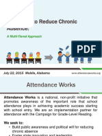Strategies for Reducing Chronic Absence Alabama 2015 Final