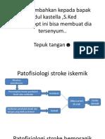 Patofisio Stroke