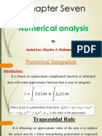 Numerical Integral Aefe502240811d4b211d83a8ce08bb5d