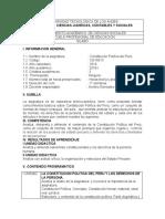 Silabo 2019-1 EDUC. Constitución