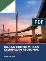 kajian ekonomi dan keuangan regional jambi