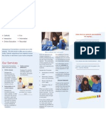 Homeschool Connections Brochure 2010