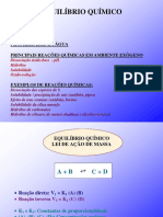 Geoquímica - Equilibrio Químico.pptx
