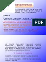 Geoquímica - Equilibrio Químico