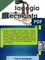 pedagogia tecnisista