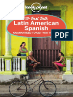 Fast Talk Latin American Spanish Preview