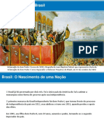 33 Brasil ONascimentodeumaNacao
