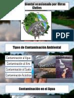 Impacto Ambiental Ocasionado Por Obras Civiles