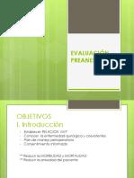 Evaluación Preanestésica - Copia