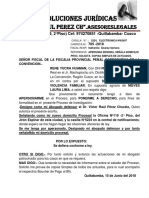 Apersona Desig -Rene Yucra- Les-Violenc