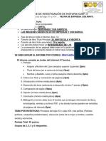 INFORME DE INVESTIGACIÓN DE HISTORIA COEF