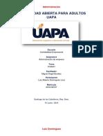 Resumen de Administracion-Luis Dominguez