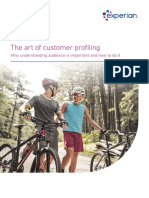 Wp the Art of Customer Profiling
