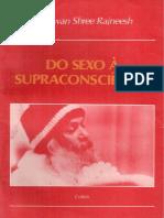 Do Sexo à Supraconsciência - OSHO
