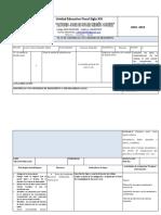 Planificación Por Destrezas Con Criterios de Desempeño - Ccnn 10mo