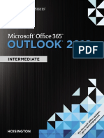 Microsoft Office 365 & Outlook 2016 - Intermediate