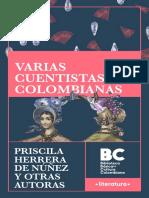Bbcc Libro PDF 084 Varias Cuentistas Colombianas