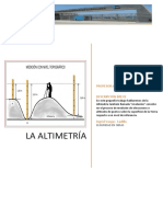 La Altimetría