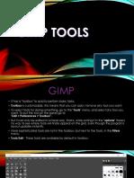 GIMP TOOLS.pptx
