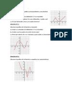 Colección Ejercicios Funciones 4ESO