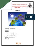 Monografia Energia