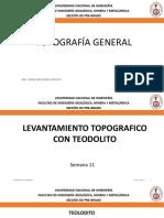 Topografia General SEMANA 11