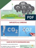Impuesto al carbono, Colombia